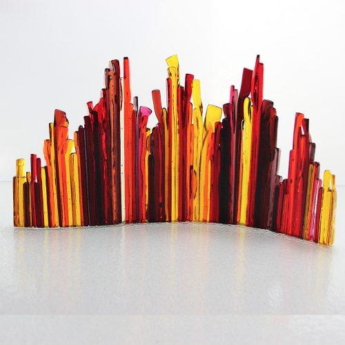 Glass Art Objects
