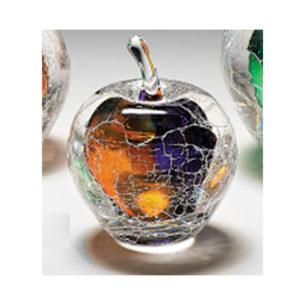 Glass Art Paperweight