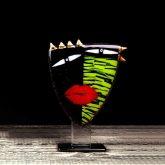 Art Glass Mask