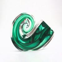 Glass Seashell