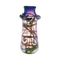 Purple Glass Vases