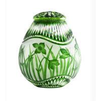 Glass Cremation Urn