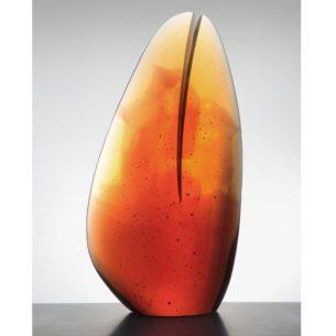 Tall Art Glass