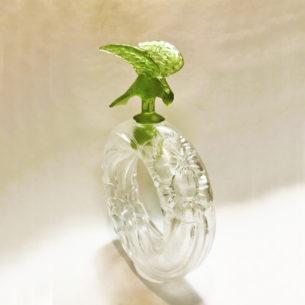 Cast Glass Ornaments