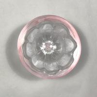 Glass Flower Bowls
