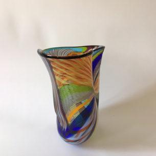 handmade glass vessels