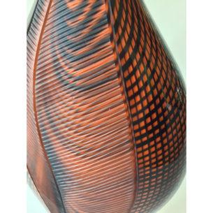 Long Glass Vase