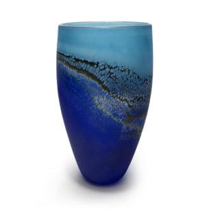Artistic Glass Vase