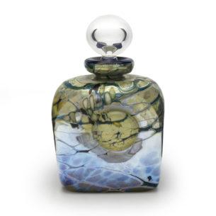 Glass Art Bottles