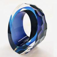 Handmade Art Glass Sculpture