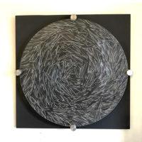Clear Glass Wall Art