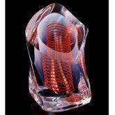 Contemporary Blown Glass Sculpture