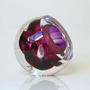 Blown Art Glass Sculpture