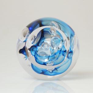 Molten Glass Sculptures