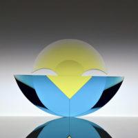 Optical Glass Sculptures