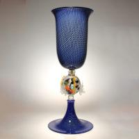 Large Art Glass Vessels