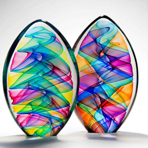 Tim Rawlinson Glass Art
