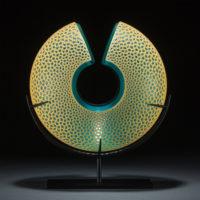 Colourful Art Glass Sculptures