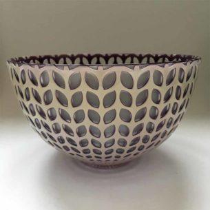 Handblown Glass Bowl Centerpieces