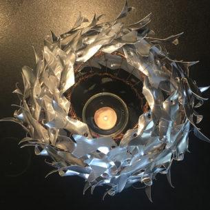 Metal Sculpture Art