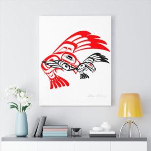 Native Eagle Art