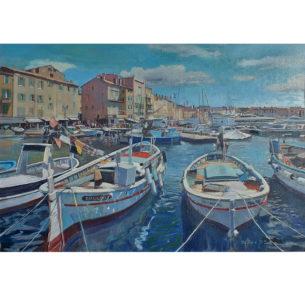 St Tropez Art
