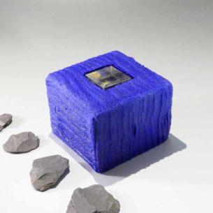 Box Glass Sculpture