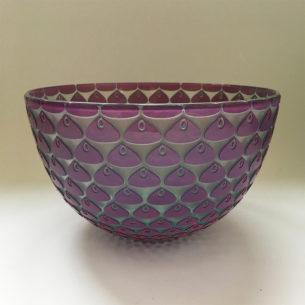 Cool Glass Bowl