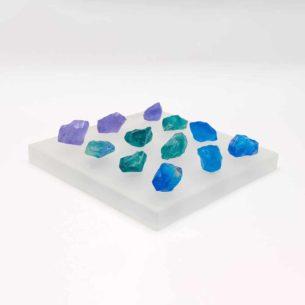 Kiln Formed Cast Glass