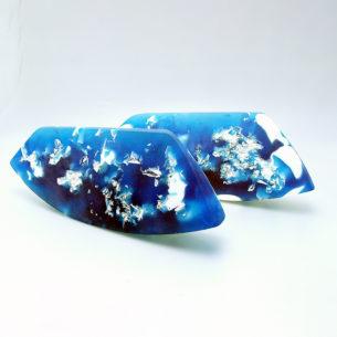 Sculptural Art Glass