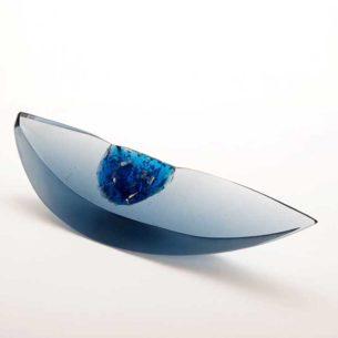 Sculptural Cast Glass