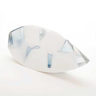 Sculptural Glass Art