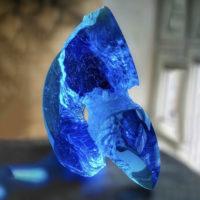 Sculptured Glass
