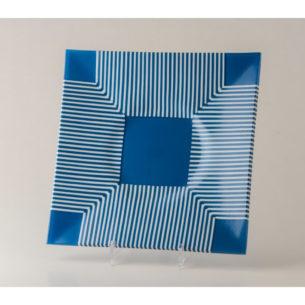 Square Glass Platterss