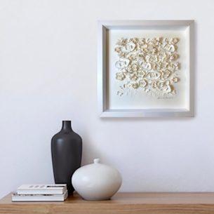 3D Sculpture Paper Art