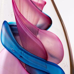 Abstract Blown Sculptures