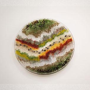 Landscape Glass Art