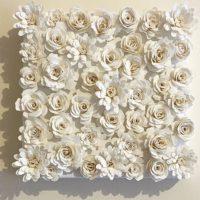 Paper Sculpture Artwork
