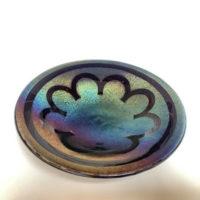 Iridescent Glass Bowl