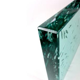 Modern Kiln Formed Glass Art