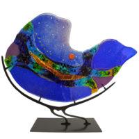 Unique Art Glass Sculptures
